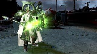 Infinite Crisis - Champion Profile: Arcane Green Lantern