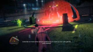 Saints Row IV (Story) - Chapter 8: The Mission Australia Didn't Want You To Play