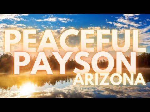 Payson Arizona Driving Tour