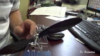 Как отбалансировать пропеллеры квадрокоптера