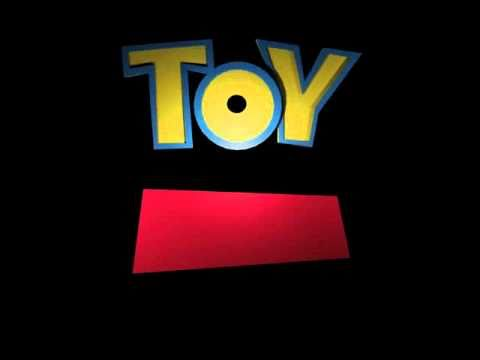 Toy Story Logo Animation Youtube