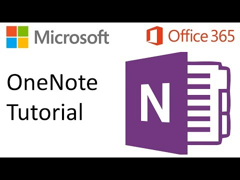 Office 365 OneNote Tutorial (in less than 2 minutes)