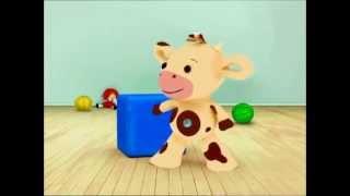 Развивающий мультфильм для детей от 0 до 36 месяцев.