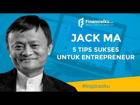Kata Kata Mutiara Jack Ma Untuk Meraih Keberhasilan