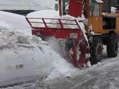 rolba snow boy snowblower