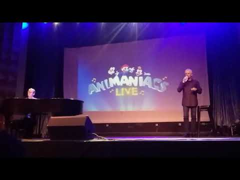 Animaniacs Live [2017]:Hello Nurse Song (ft.Randy Rogel and Rob Paulsen )