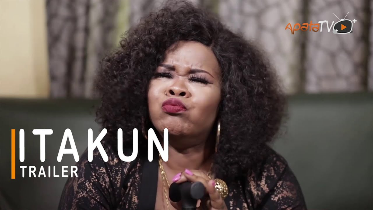 Download Itakun Yoruba Movie 2021 Now Showing On ApataTV+