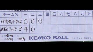 少年野球, 緑区春季大会, 十日市場イーグルス 武蔵ファイターズ.