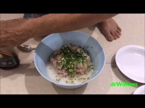resep masakan bakso ikan tengiri doovi