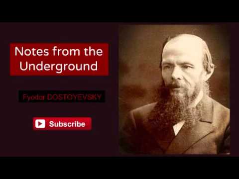 Notes from the Underground by Fyodor Dostoyevsky - Audiobook