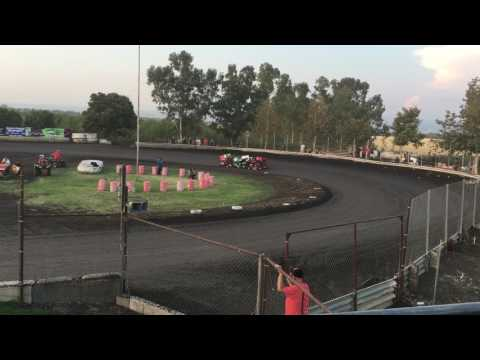 Heat race 2016 Cycleland Speedway