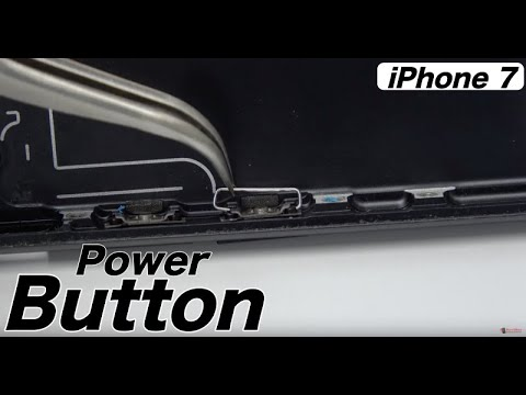 iPhone 7 Power button replacement
