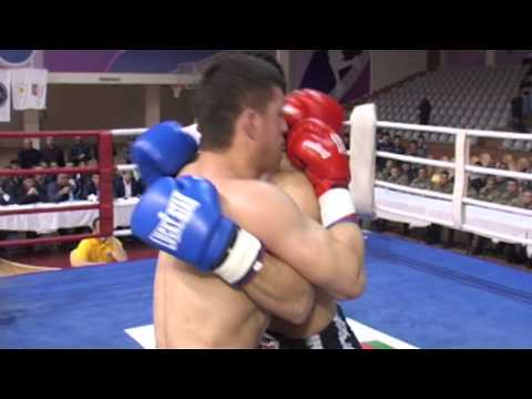 Kickboxing Elkhan Aliyev Azerbaijan