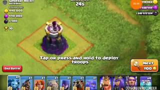 TH12 Max Wiz Tower vs Every Troop In COC Maxed! Clash of Clans ..