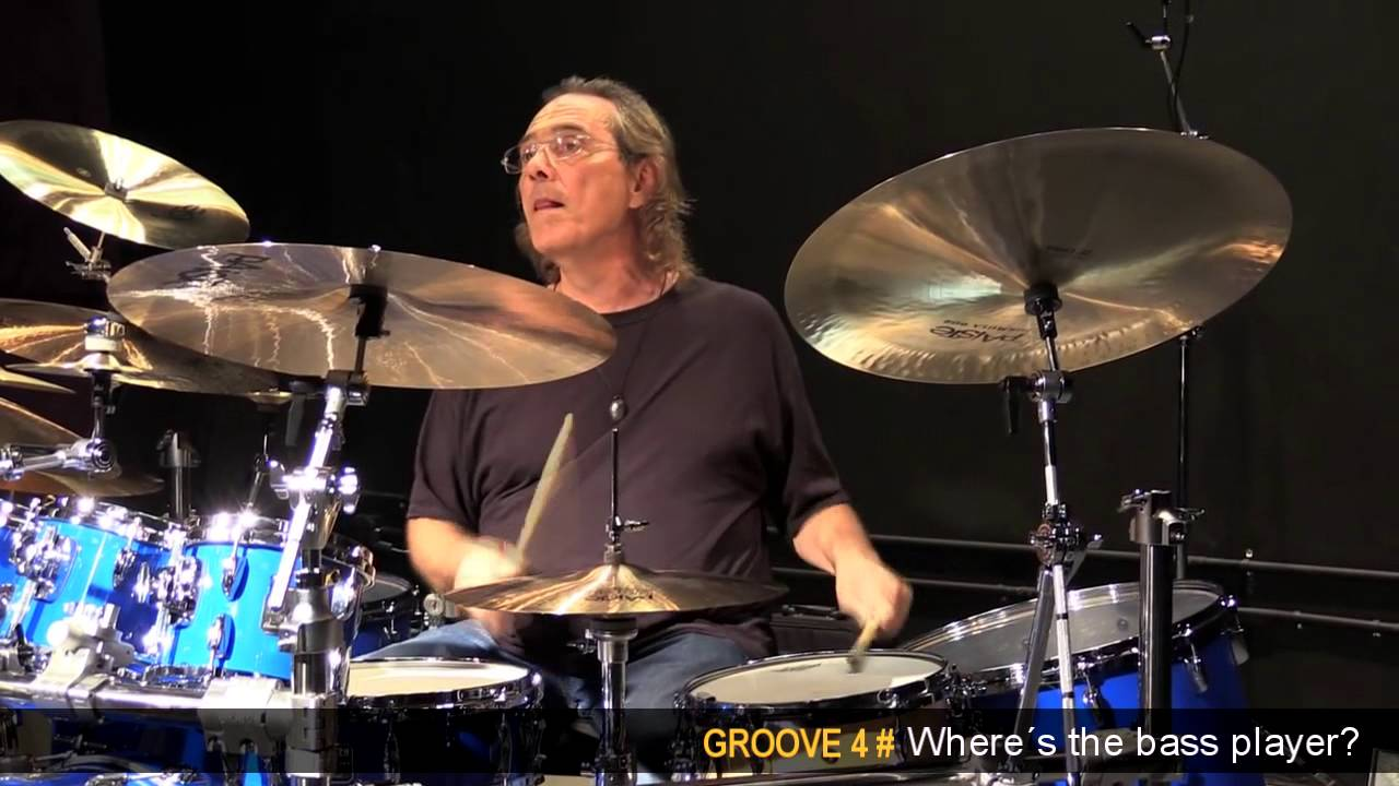VINNIE COLAIUTA The Unboxing Grooves YouTube