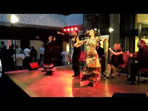 Grupo Flamenco para eventos Temple
