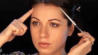 Уроки макияжа. Коррекция формы лица с помощью макияжа. Коррекция овала лица.(Сайт о визаже http://visage.ws Автор видео: Галина Макарчук. Исходное видео ..., 2014-05-06T20:58:30.000Z)