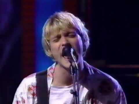 Nirvana  Lithium  @ MTV VMA 1992