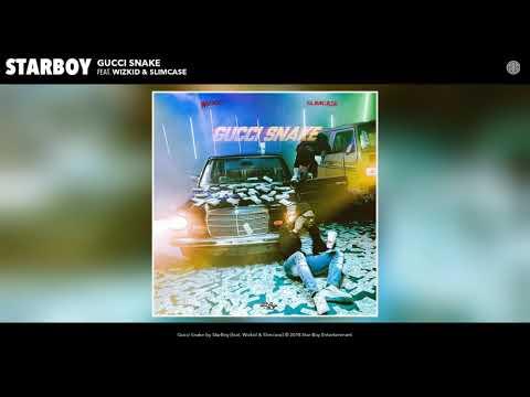 Gucci Snake (Audio) (feat. Wizkid & Slimcase)