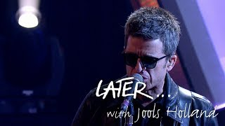 Noel Gallagher's High Flying Birds - Holy Mountain - Later… with Jools Holland - BBC Two thumbnail