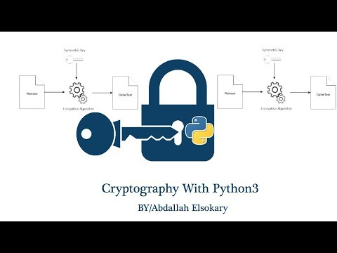 06_Python For Cryptography [Blowfish]
