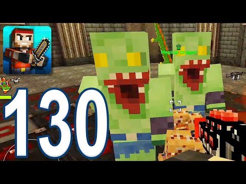 Pixel Gun 3D - Gameplay Walkthrough Part 130 - Arena (iOS, Android)