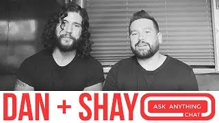 Dan + Shay Tell George Strait Joke. We Pee'd Our Pants