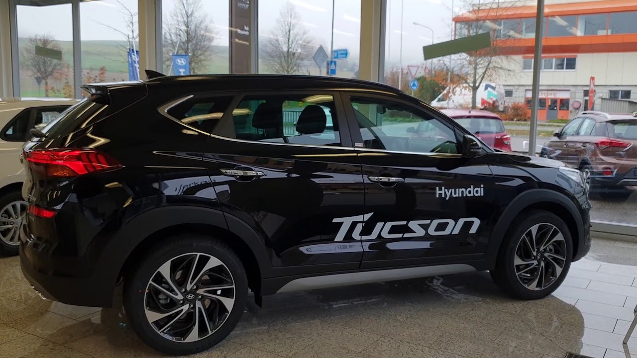 2019 Hyundai Tucson New Review Interior Exterior Youtube
