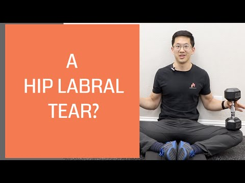 How do you know if you have a hip labral tear?