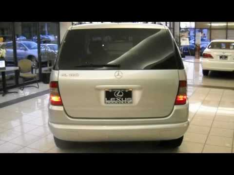 2001 Mercedes-Benz ML320 Rockville MD 20855