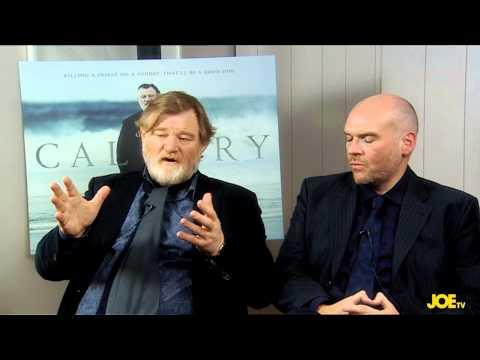 JOE Meets Brendan Gleeson and John Michael McDonagh, the star and director of Irish film Calvary