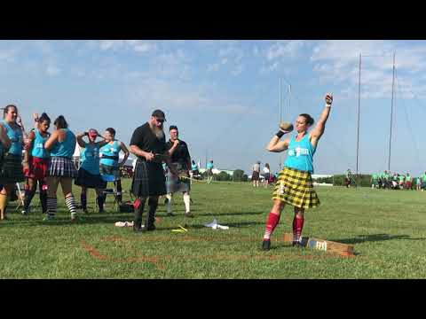 2019 Women's Highland Games World Championships