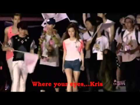exo kris and snsd jessica dating