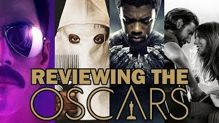 2019 Oscars: Reviewing the Best Picture Nominees