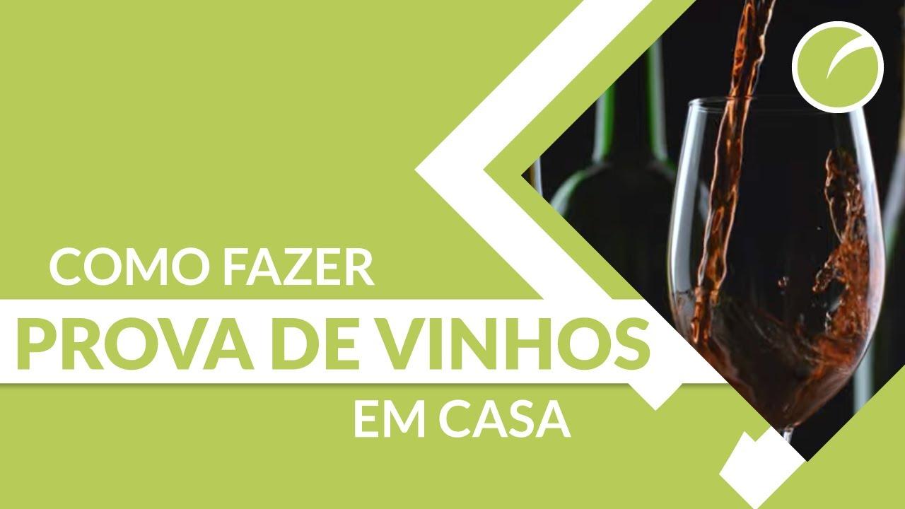 Como fazer uma prova de vinhos em casa