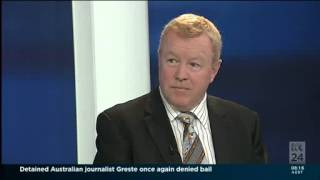 ABC News Breakfast Interview with Rod North 1 April 2014