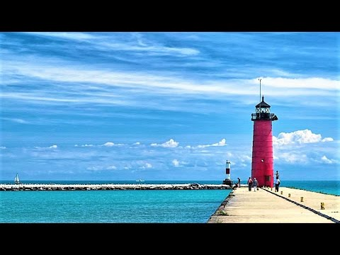 Kenosha Lighthouse, Wisconsin, USA from Travel with Iva Jasperson