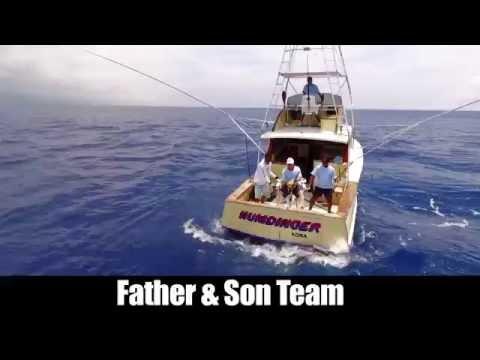 Hawaii Deep Sea Fishing In Kona