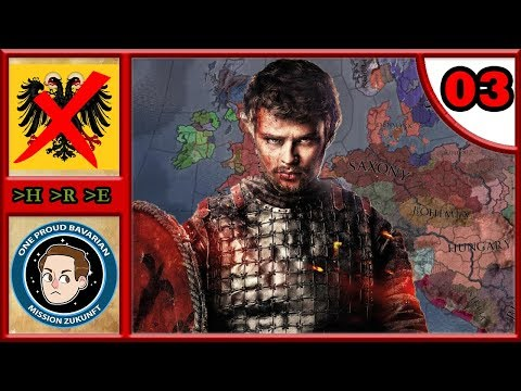 The End Of Germany #3 - CK2: Iron Century - The Pagan King