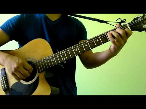 Fix You - Coldplay - Easy Guitar Tutorial (No Capo)