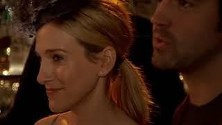 """Отрывок из сериала """"Секс в большом городе"""".  Керри и женщина с резинкой"""