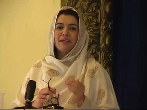IQBAL DAY COPENHAGEN, APRIL 30, 2016 - Dr  Umneea Ahmed Khan