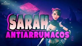 I Get Sarah Antiarrumacos (Fortnite Save the World