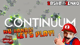 Continuum Gameplay (Chin & Mouse Only)