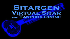 Virtual Harmonium VST Plugin Software Instrument - YouTube