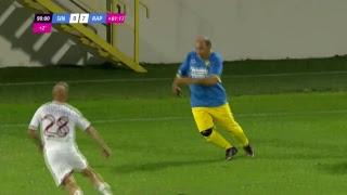Baraj liga 3: singureni - fotbal club r bucurești (tur)