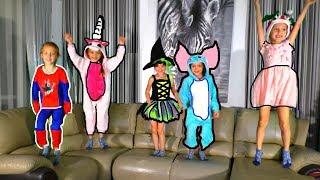 5 trajes para niños de nuestro bebé - Nastya clonado) Mi Mi Kids