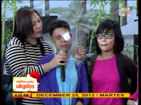 UKG: Batangas family gets scholarship, livelihood package