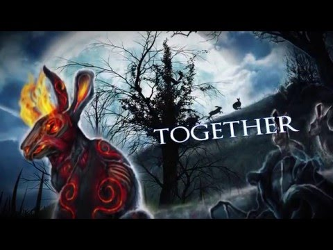 "Trick Or Treat - ""United"" Feat. Tony Kakko of Sonata Arctica (Official Lyric Video)"