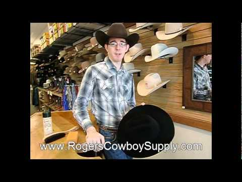 Cleaning Your Cowboy Hat